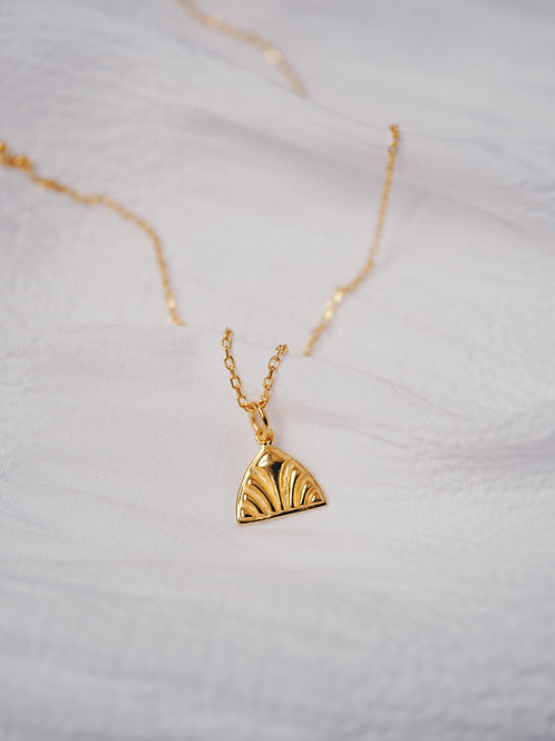 PALMA Necklace 925 gold plated