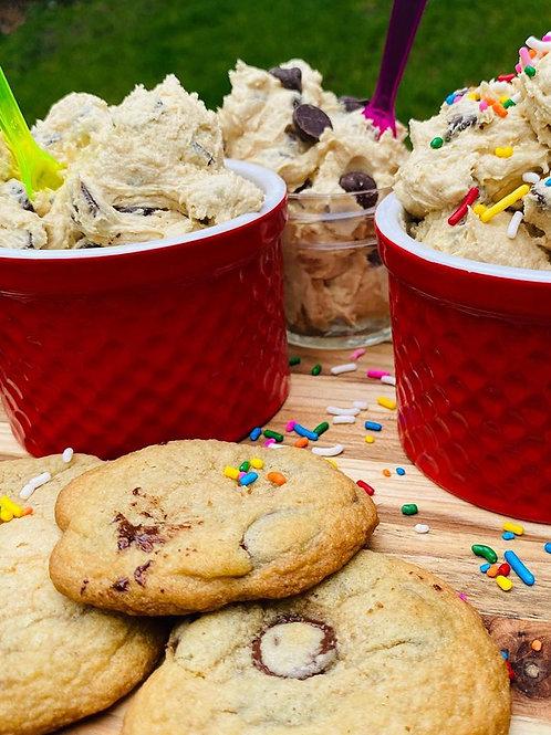 No Whey! Cookie Dough! No Protein