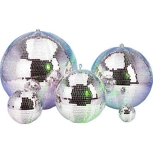 "MIRROR BALL 12""/30cm"