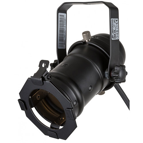 PAR16/black GU10 socket