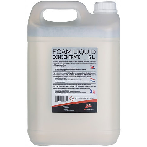 FOAM LIQUID CC 5L