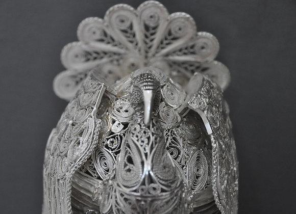 Decorativo de Pavo