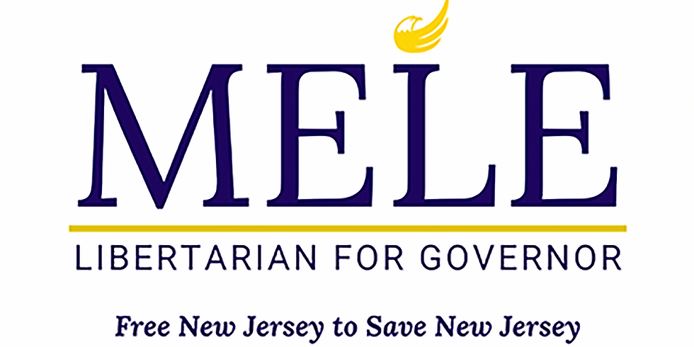 Meet the Candidate - Mele for Governor