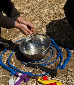 Sacred Water Bowl