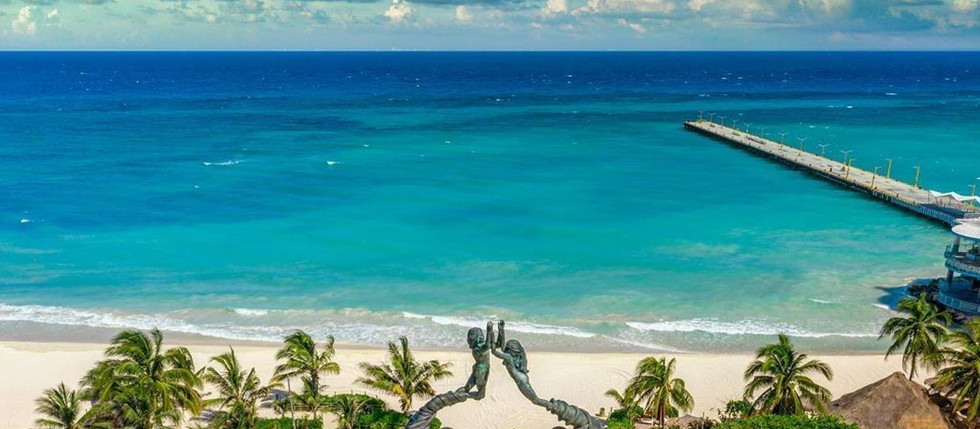 #PlayaDelCarmen y #Cancún están en el top 5 de mejores lugares para invertir en bienes raíces 2020