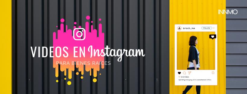 Ideas de videos de Instagram para agentes inmobiliarios