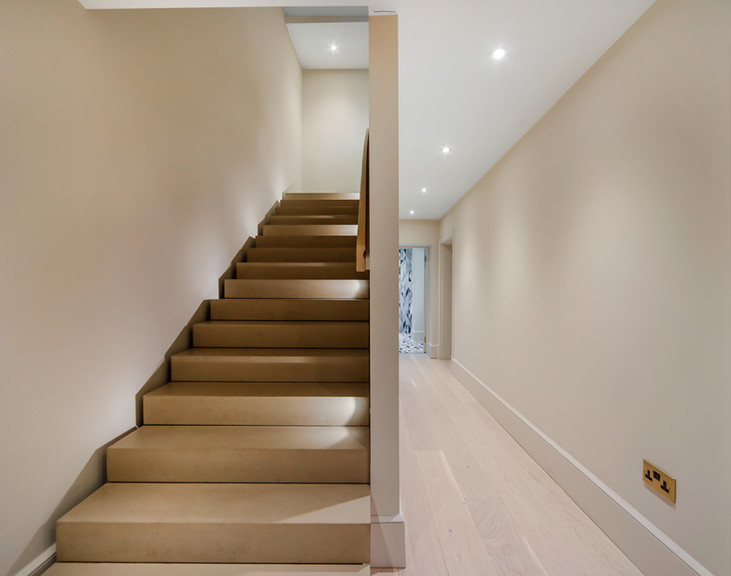 Bespoke Concrete Stairs