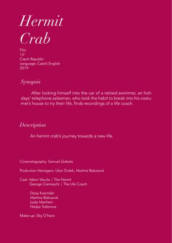 Description_Hermit Crab