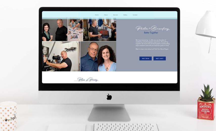 Business Lifestyle Branding Website