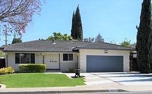 937 Perreira Drive Santa Clara front exterior of home