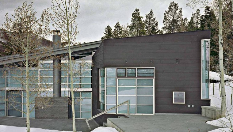 Glacier House Custom Home