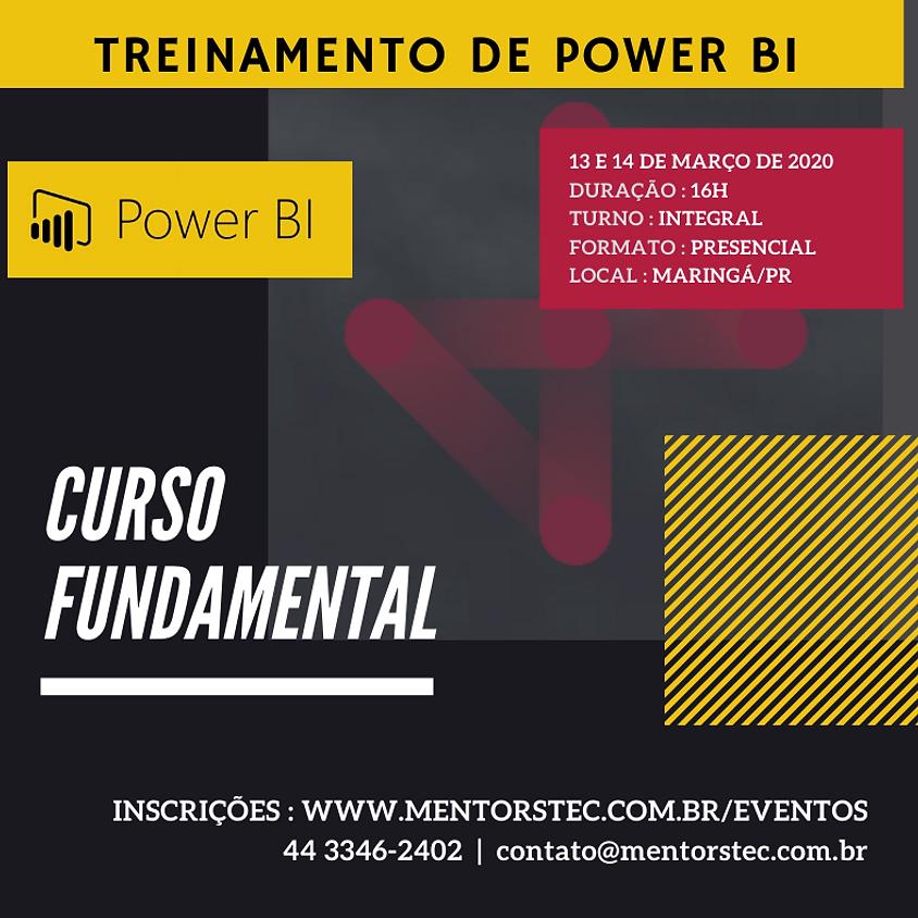 Treinamento de Power BI