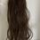 Thumbnail: Brown (4) human hair blend hair Scrunchie 18 inches