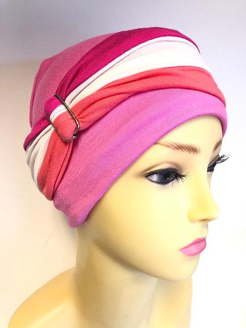Pink headwear