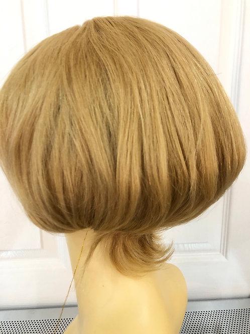 Golden blonde 613 short bob
