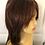Thumbnail: Brown human hair wig (4)