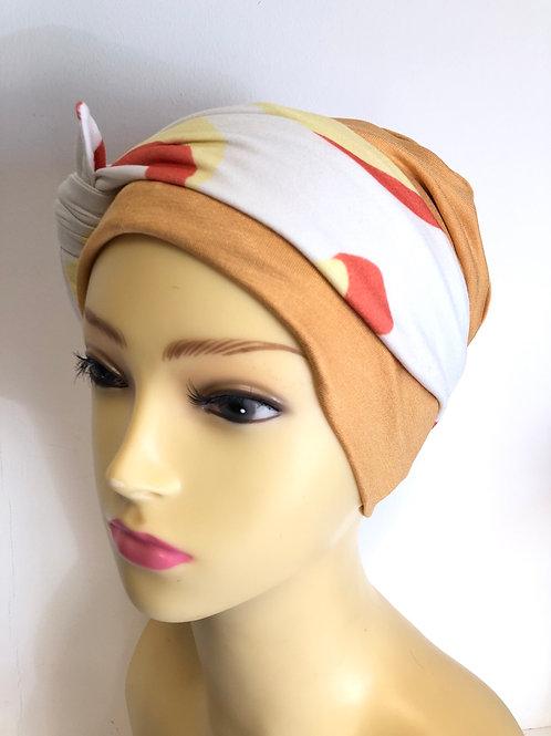 Mustard headwear
