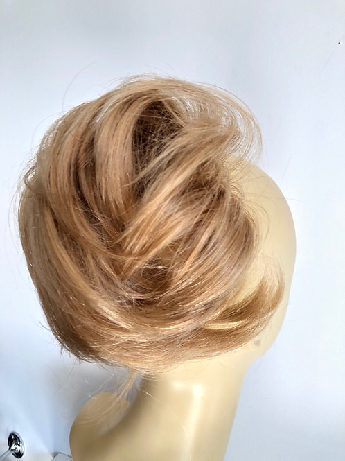 Golden blonde (27) deluxe human hair