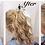 Thumbnail: 27/33/613 mixed golden colours 14 inches human hair 40g