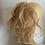 Thumbnail: Mix blonde 27/613 highlights human hair blend 10 inches