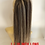 Thumbnail: Dark brown with super highlights 4/24 16 inches long