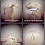 Thumbnail: 18/613 curly 15 inches Scrunchie ponytail 44g