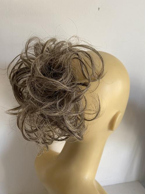 Graham curly hairpiece Scrunchie