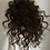 Thumbnail: Brown (4) water wave human hair blend 10inches very curly