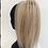 "Thumbnail: Mixed blonde human hair 14"" 12/1001 42g"