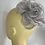 Thumbnail: Silver small hairpiece Scrunchie