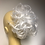 Thumbnail: white curly hair synthetic Scrunchie