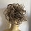 Thumbnail: Graham curly hairpiece Scrunchie