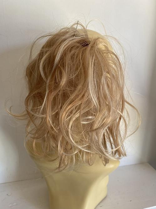 Mix blonde 27/613 highlights human hair blend 10 inches