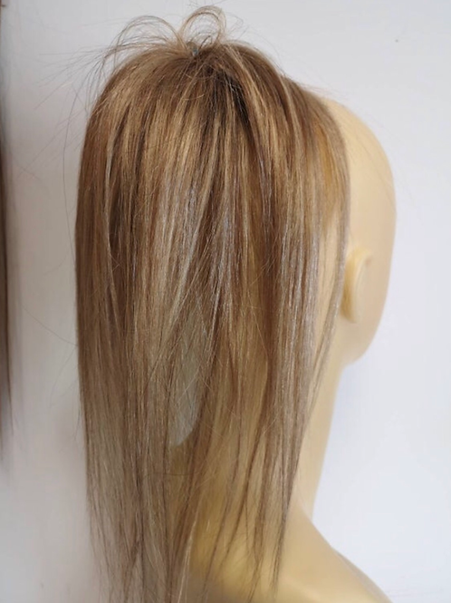 Mixed blonde 10/613 human hair 12 inches by  38g