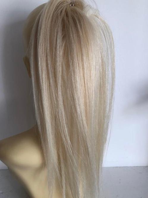 Platinum 14 inch human hair 41g