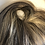 Thumbnail: Dark blonde with golden (P6/1001)premium mix with human hair Scrunchie extension
