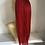 Thumbnail: Red 18 inches long 100% human hair Scrunchie
