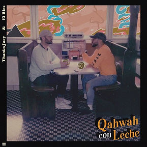 Qahwah Con Leche