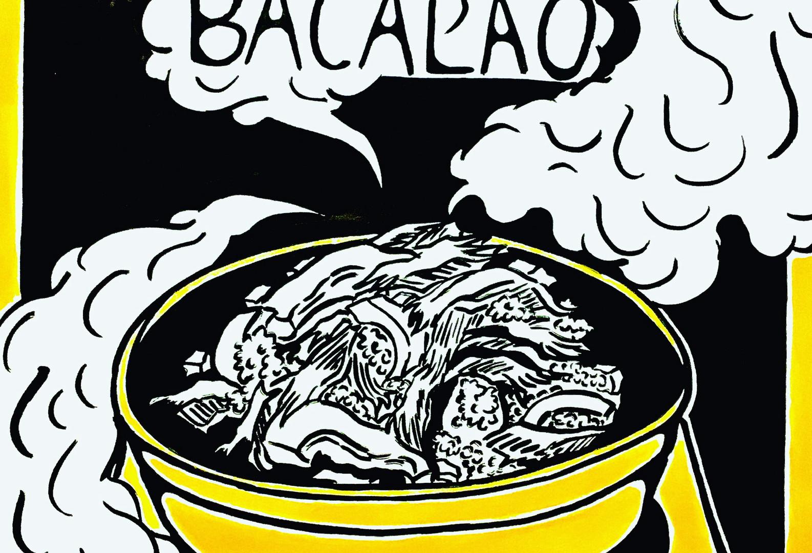 Ensalada de Bacalao