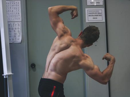Entrenamiento de espalda: anchura vs densidad.