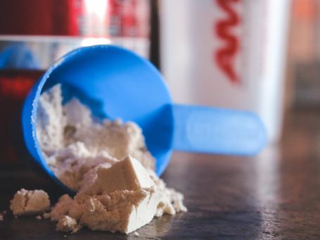 Entendiendo los Suplementos: Proteína en polvo.
