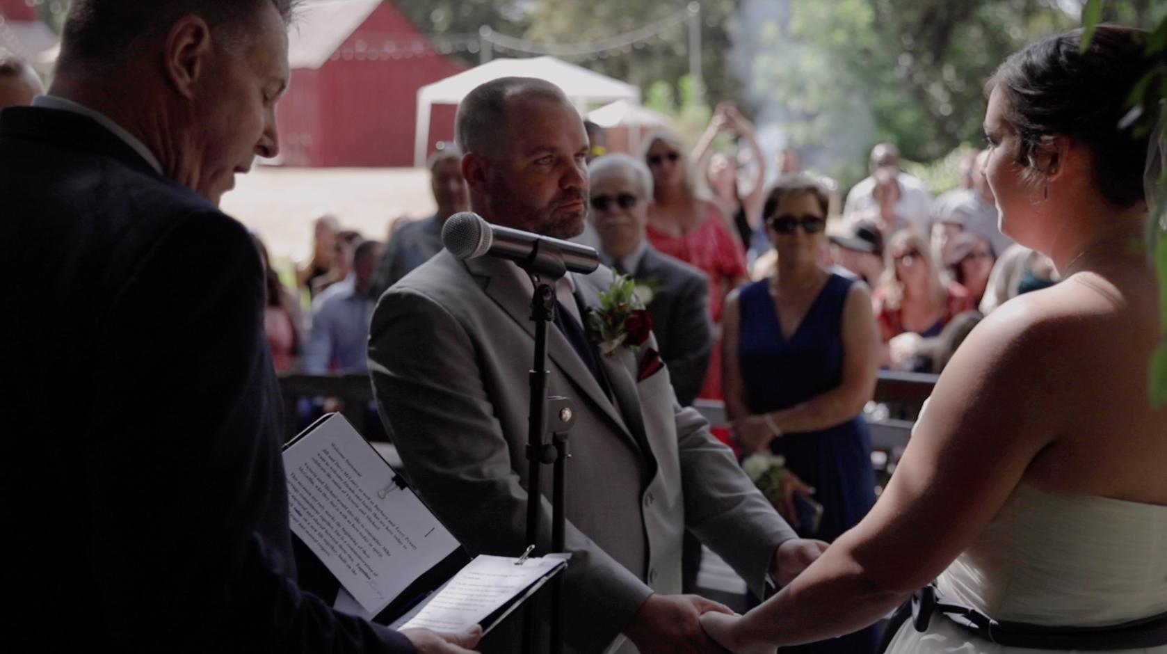 Ceremony Wedding Video