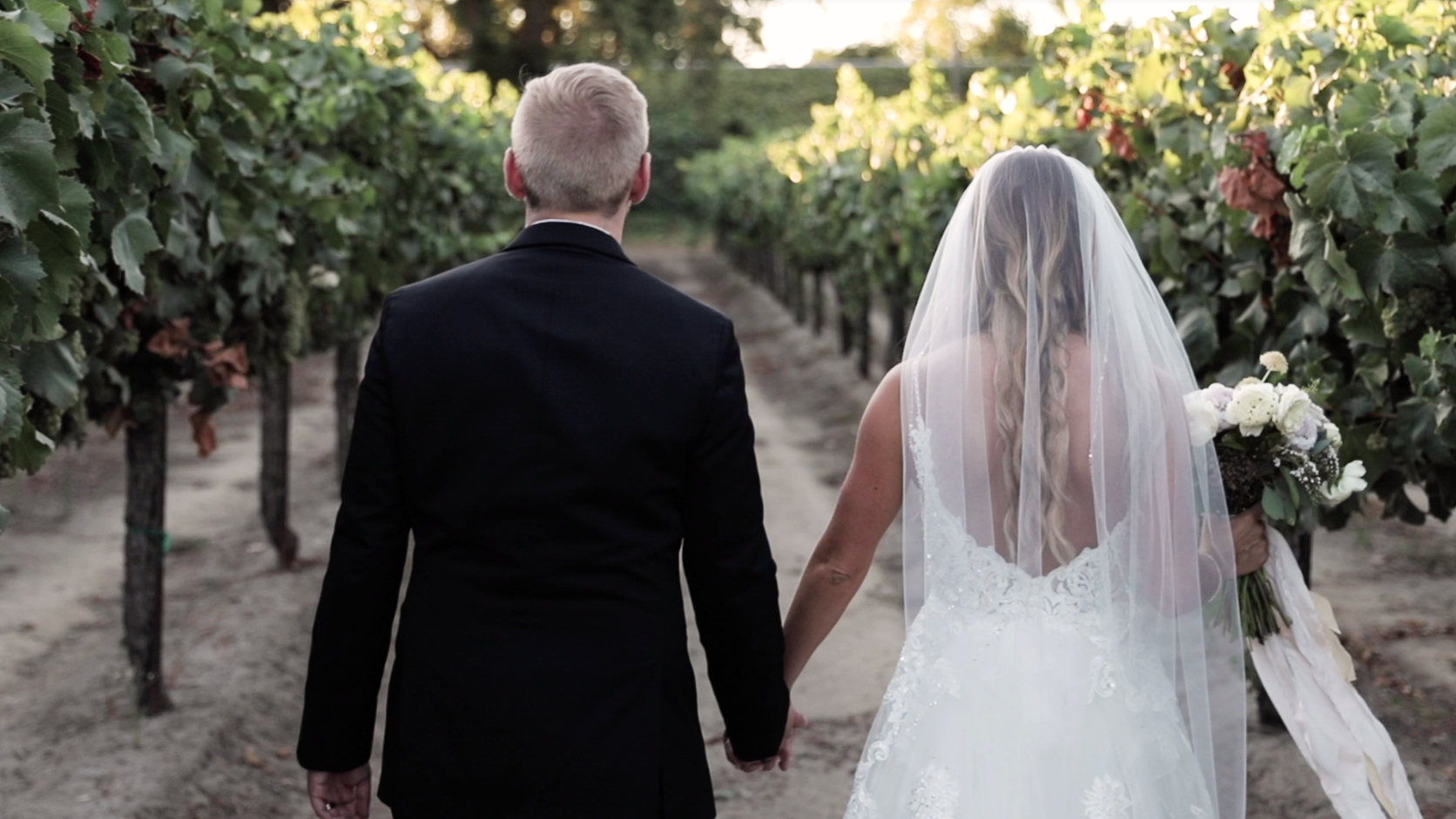 Wedding Video at Scribner Vineyard
