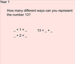 Parent Workshop Maths Larch Nov 17_15