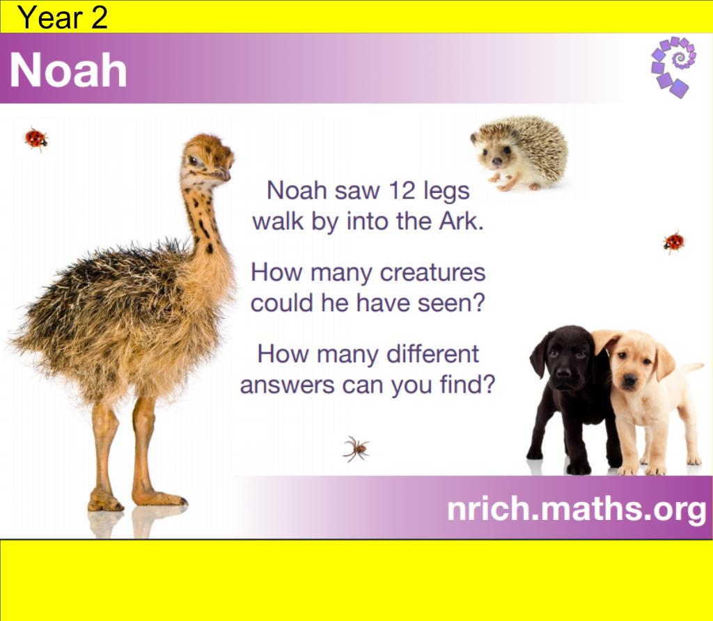 Parent Workshop Maths Larch Nov 17_14