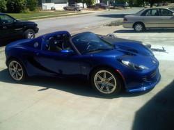 Barbara's car
