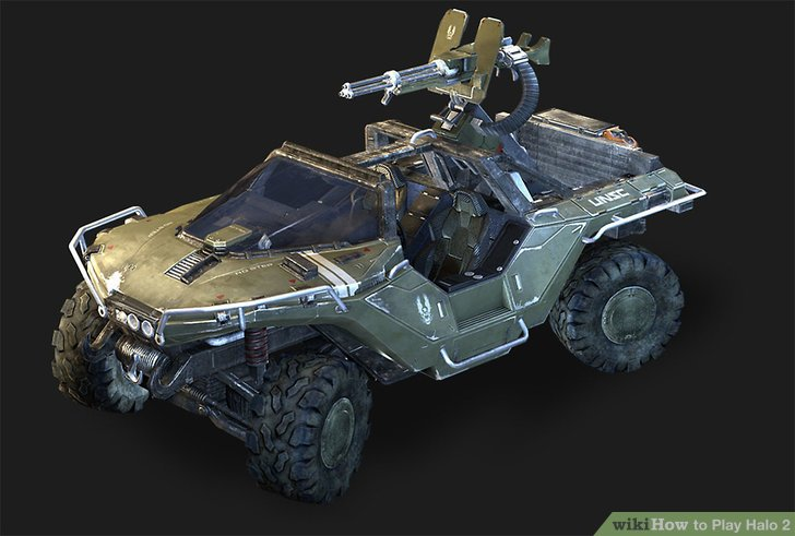 Halo Vehicle