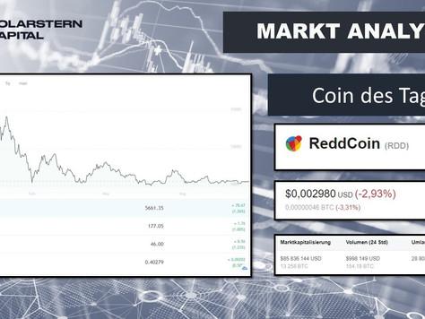 Аналитический обзор криптовалютного рынка.