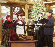Dickens Holiday Carolers