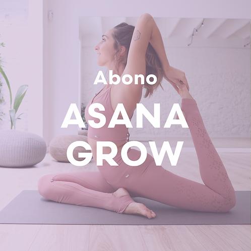 ILIMITADO YOGA+ASANA GROW